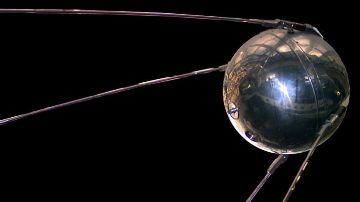 Sputnik 1 Replica 1957 NASA